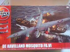 Airfix A25001A De Havilland Mosquito FB.VI Plastic Model Kit