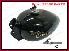 New Royal Enfield Gas Fuel Tank NOS Black 801307