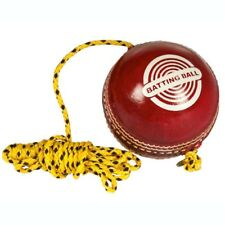 HART CRICKET BALL ON STRING - TWO PIECE LEATHER BALL (7-152)