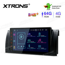 """XTRONS 9"""" Android 9.0 for BMW 5er X5 E53 GPS Sat Nav Car Stereo WiFi CanBus 4G"""