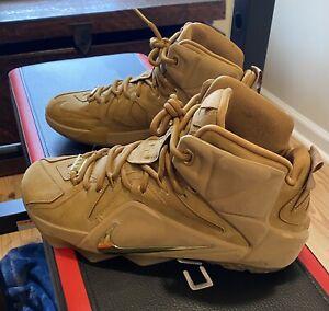 Nike Lebron Wheats