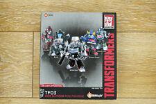 """Kids Logic TF-03 Transformers 5-pack 3"""" LED Light Up Figures"""