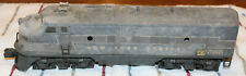 Circa 1950 to 1952 LIONEL TRAINS NEW YORK CENTRAL F-3 DIESEL No. 2344 needs Work