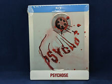 PSYCHO Steelbook Alfred Hitchcock Bluray Psychose Anthony Perkins Vera Miles NEW