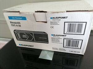 Blaupunkt 10 DISC  CD Changer magazine  Model CDC-A08 boxed+complete