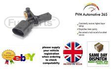 Brand New Rear Left ABS Wheel Speed Sensor Audi A1 A2 VW Fox Polo Up 6Q0927807A
