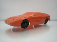 Vinyl Line Gummi Mercedes Benz C111 in Orange Good Condition