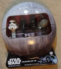 Pez Disney Star Wars Rogue One Collectible Dispensers in Tin Mint Sealed MISP