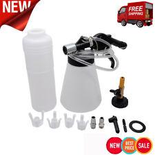 Air Pneumatic Vacuum Tool Car Brake Clutch Fluid Oil Bleeder Hydraulic 2018