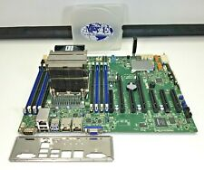 SUPERMICRO X10SRL-F EX32000E-SEC CSE-836 MOTHERBOARD INTEL XEON E5-1620V3 3.5GHZ