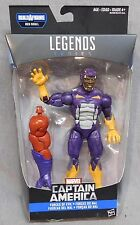 Marvel Legends Captain America Series Cottonmouth with BAF Piece - Red Skull