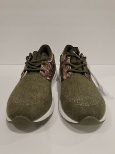 Realtree Outfitters Size 9 Men's Memory Cushion  Camo Shoes
