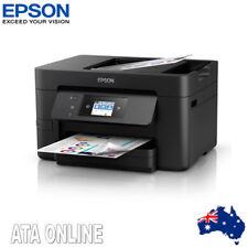 Epson Workforce WF-4720 inkjet Printer, Copy, Fax, Scan + Auto Duplex + Wi-Fi