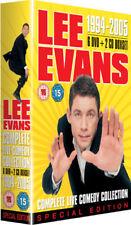 Lee Evans: 1994-2005 - Complete Live Comedy Collection DVD (2007) Lee Evans