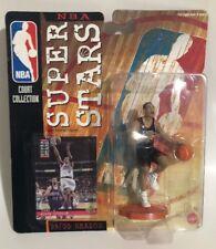 ALLEN IVERSON PHILADELPHIA SIXERS 1998 1999 SUPER STARS MATTEL FIGURE