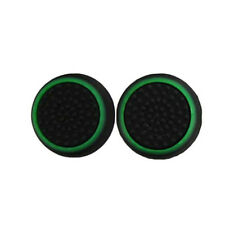 4Pc Game Controller Thumb Stick Grip Joystick Cap Cover For PS3 PS4 XBOX Green A