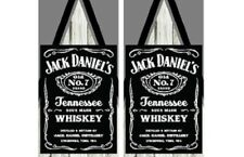 2 Jack Daniels -  Cornhole Wraps - Pair of Boards Decals