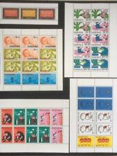 Nederland 1966-1969 Blocks MNH** including Child care / Kind blokken