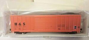 Hartford & Slocomb Railroad FMC 50' DD Box 4082 Athearn 17572 N Scale Free Ship