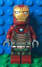 Lego Iron Man Mark 47 Armor Minifigure 76083