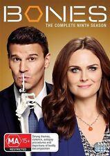 Bones : Season 9 (DVD, 2014, 6-Disc Set)