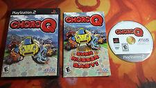 CHOROQ NTSC USA PLAYSTATION 2 PS2 ENVÍO 24/48H