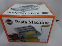 Norpro 1049 Pasta Machine Noodle Maker with Countertop Clamp Stainless Steel