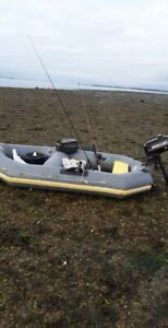 Avon inflatable boat 2.7m