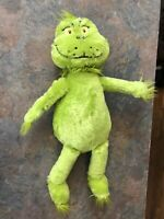 Dr. Seuss Grinch How The Grinch Stole Christmas Kohls Cares Plush Stuffed Animal