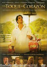 Un Toque Al Corazon ( Ring The Bell ) DVD NEW Ryan Scharoun ENGLISH AUDIO