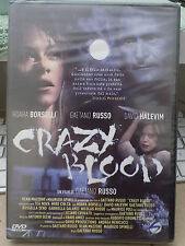 """DVD """"CRAZY BLOOD"""" GAETANO RUSSO 2009  SIGILLATO!- A8"""