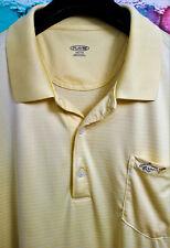 Greg Norman PlayDry Golf Mens Polo Shirt Size XXL, 2XL *Clearance*