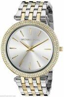 Michael Kors MK3215 Women's Darci Two-Tone Bracelet Watch