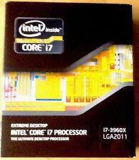 Extreme Desktop Intel Core i7 Processor i7-3960x LGA2011