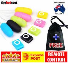 Wearable EGG Wireless DISCREET Remote Control Love Vibrator Vaginal Bullet Vibe