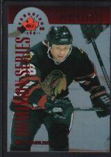 ALEXEI ZHAMNOV 1997/98 DONRUSS CANADIAN ICE #91 DOMINION BLACKHAWKS SP #126/150