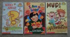Children's Books Hello Reader Level 1 PreSchool-Grade 1 Lot of 3  Free Shipping