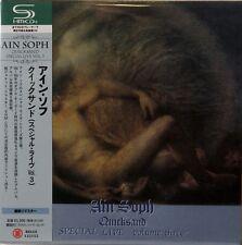 Ain Soph-Quicksand Japanese prog  Japanese SHM-CD Mini lp