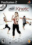 EyeToy: Kinetic (game only) (Sony PlayStation 2, 2005)