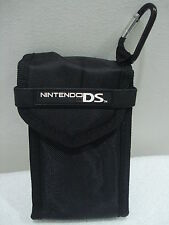 NINTENDO DS Soft Black Case (NINTENDO BRAND) New
