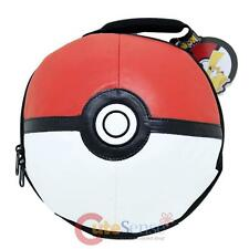 Pokemon Pokeball Dome Shape Insulated School Lunch Bag Snack Bag