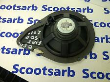 Fiat 500 POP Off Side Rear Loudspeaker Unit 2008 - 2013 46750585 Right Hand