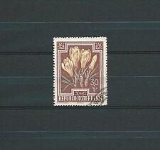 AUSTRIA - 1948 MI 870 - TIMBRE OBL. USED - COTE 3,60 €
