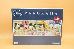 🧩NEU: Seltenes Disney Puzzle 1000 Teile 98555+++ Clementoni+++ jigsaw 🧩