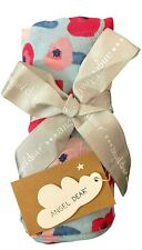 """Angel Dear Luxurious Soft Swaddle Baby Blanket, Floral - Large 47x47"""" Gift Idea"""