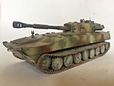 2S1 Gvozdika Syrian Version 1/35 built and painted with Metal Tracks