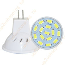 1 PACK AC/DC12V 3W MR11 Bulb-35W Equi-Pure White Daylight LED Spotlight-GU4 Base