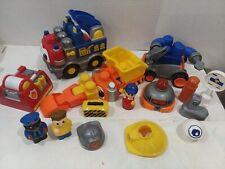230 MEGA BLOKS BIG building BLOCK  Construction people Trucks Cars toy gift Farm