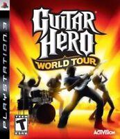 Guitar Hero: World Tour - Playstation 3 Game