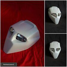 PleiAdesCustomz Universal Motorcycle Bandit MASK  with headlamp Streetfighter